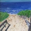 The Ocean View by Stephanie Farina
