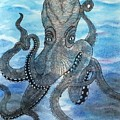 The Octopus 3 by Graham Wallwork