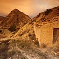 The Old Barn by Angel Ciesniarska