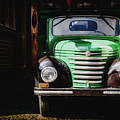 The Old Beer Truck by Pixabay