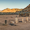 The Old Cemetary by Mitch Johanson