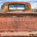 The Old Chevy Truck by JC Findley