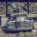 The Old Chevy Vermont by Edward Fielding
