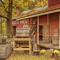 The Old Cider Mill by Susan Rissi Tregoning