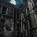 The Old City Jail by Dale Powell