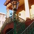 The Old City Market In Charleston Sc by Susanne Van Hulst