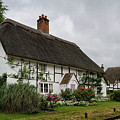 The Old Cottage Micheldever by Shirley Mitchell