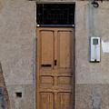 The Old Door. by Don Pedro DE GRACIA