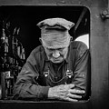 The Old Engineer by Teresa A and Preston S Cole Photography