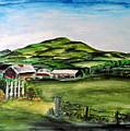The Old Farm by Alan Hogan