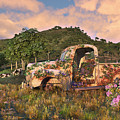 The Old Farm Truck by Mary Almond