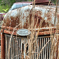The Old Ford Tractor by JC Findley