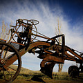 The Old Grader by Steve McKinzie