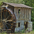 The Old Grist Mill by Katie Abrams