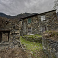 The Old Hamlet Of The Abandoned Village by Enrico Pelos