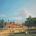 The Old Horse Guards by Canaletto