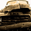 The Old Jalopy . 7d8396 by Wingsdomain Art and Photography