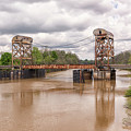 The Old Lift Bridge by Victor Culpepper