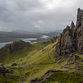 The Old Man Of Storr, Isle Of Skye, Uk by Dubi Roman