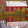 The Old Mill House by Nancy Griswold