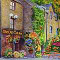 The Old Mill Inn by Karen Fleschler
