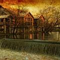 The Old Mill by John Prickett