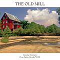 The Old Mill by Peter Muzyka