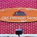 The Old Pittman Store Sign by Gary Richards