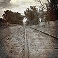 The Old Railroad Tracks