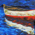 The Old Red Boat II  by Torrie Smiley
