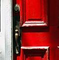 The Old Red Door by Hideaki Sakurai