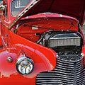 The Old Red Jalopy by Marjorie Stevenson