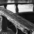 The Old Ships Rail by Kenneth Krolikowski