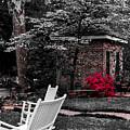 Smokehouse Red by Rachel Narvaez