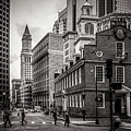 The Old State House by Mirko Chianucci