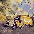 The Old Van by Susanne Baumann