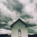 The Oldest Church In Dayton by Angela King-Jones