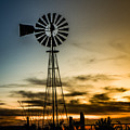 The Old Windmill by Robert Bales