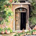 The Open Door by Sam Sidders
