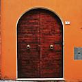The Orange House by HazelPhoto
