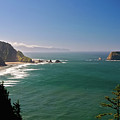 The Oregon Coast by Albert Seger