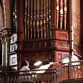 The Organ Player by Tatiana Travelways