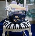 The Original Fish Chair  by Rob Hans