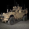 The Oshkosh M-atv by Terry Moore