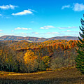 The Other Side Of The Road In Wv by Kathleen K Parker