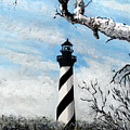 The Other View Of Hatteras by Jim Phillips