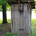 The Outhouse by Jost Houk