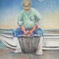 The Oysterman by Judy Pearson
