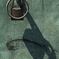 The Padlock, Ring And Shadow by Wendy Wilton
