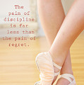 The Pain Of Discipline by Kim Fearheiley